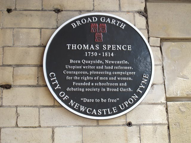 Spence plaque
